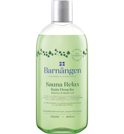 Nordic Rituals Sauna Relax Shower & Bath Gel