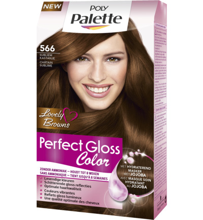 Perfect gloss 566 subliem kastanje