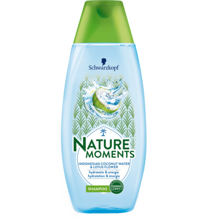 Schwarzkopf Shampoo Nature Moments 250 ml