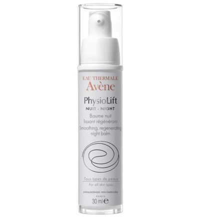 avene physiolift nacht balsem
