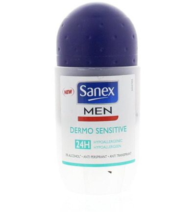 Sanex Men Deoroll.sensitive ^ 50 ML