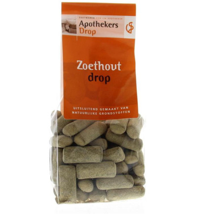 Zoethout drop