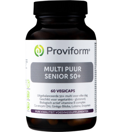 Multi puur senior 50+