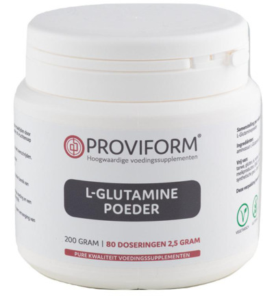 L-Glutaminepoeder