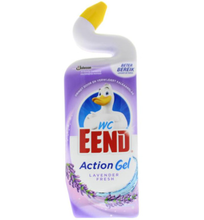 Action gel lavendel fresh
