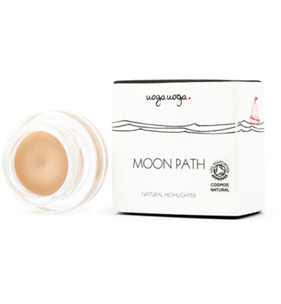 Highlighter moon path