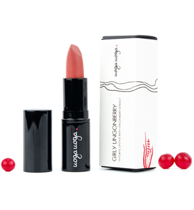 Lipstick girly lingonberry