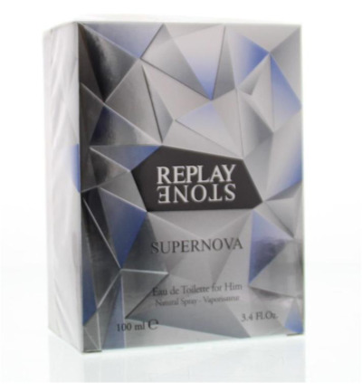 Stone supernova for him eau de toilette