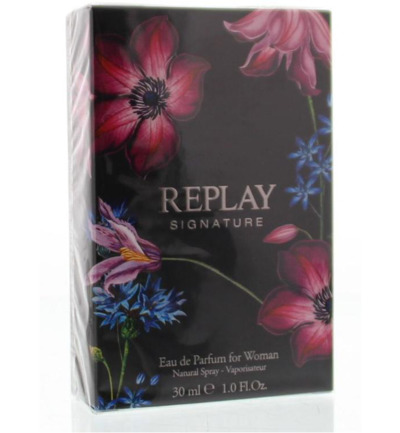Replay Signature for Woman Eau de Parfum Spray 30 ml