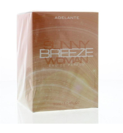 Sun breeze woman eau de parfum