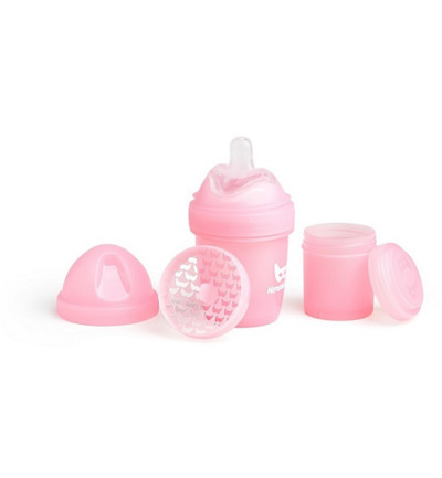 Herobottle 140 ml roze