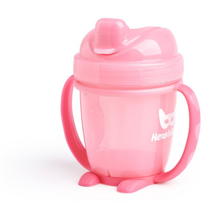 Herosippy 140 ml roze