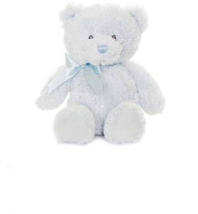 Teddy beer blauw small