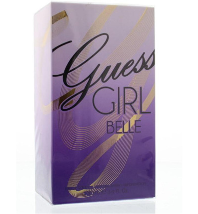 Girl belle eau de toilette