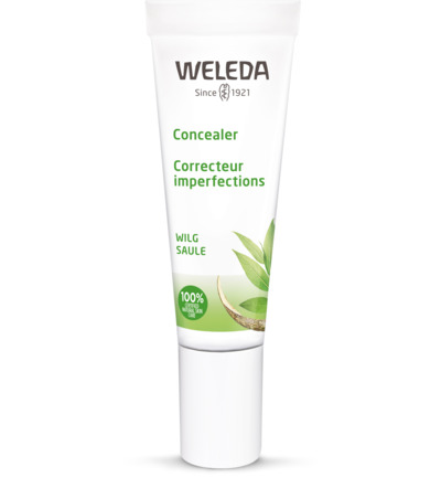 Naturally clear concealer