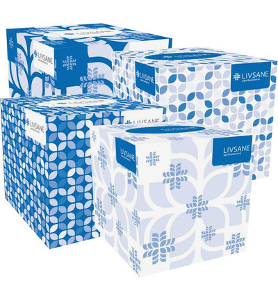 tissues soft 3lgs assorti box