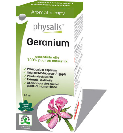 Physalis Geranium bio 10ml
