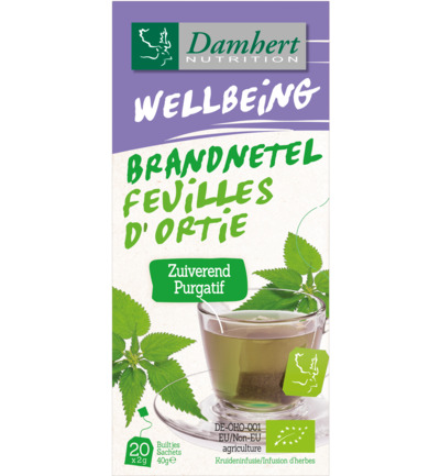 Tea time brandnetel