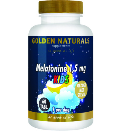 Melatonine kids 1.5 mg
