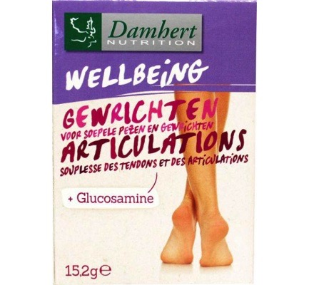 Gewrichten supplement