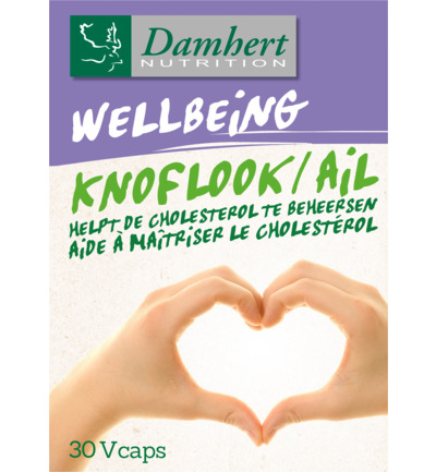 Knoflook -cholesterol