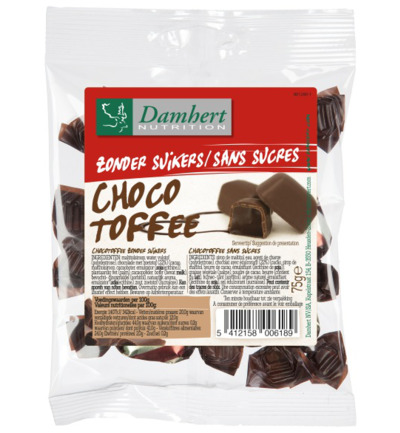 Choco toffees