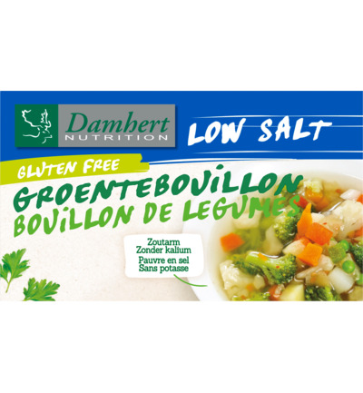 Groentebouillon tabletten