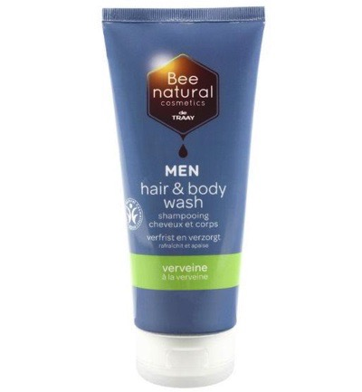 Hair & body wash men verveine