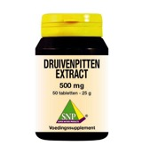 Druivenpitten extract 500 mg