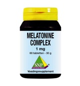 Melatonine complex 1 mg