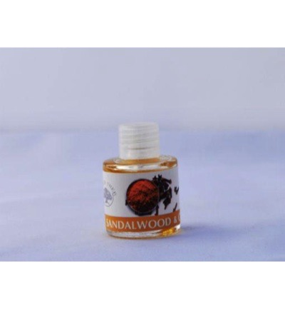 Green Tree Geurolie Sandelwood Clove (10ml)
