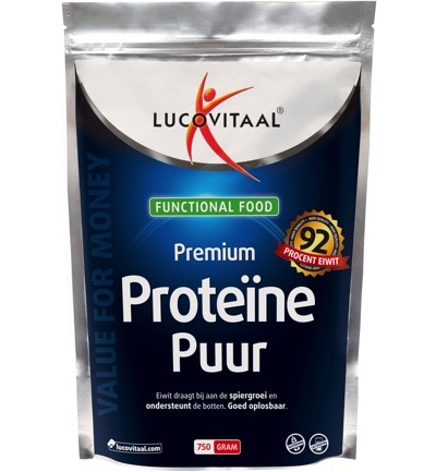 Functional food soja proteine