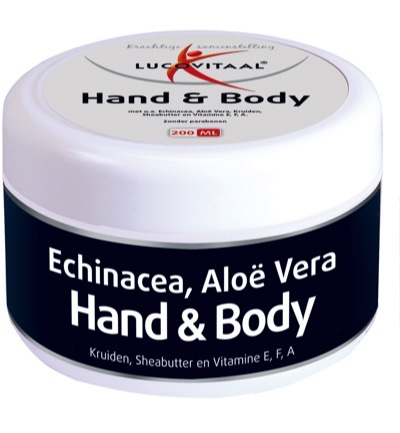 Hand and body creme