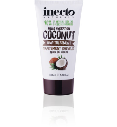 Naturals coconut hair treatment