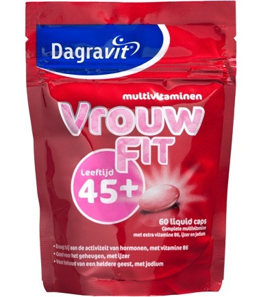 Vrouwfit 45+