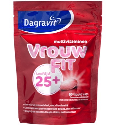Vrouwfit 25+