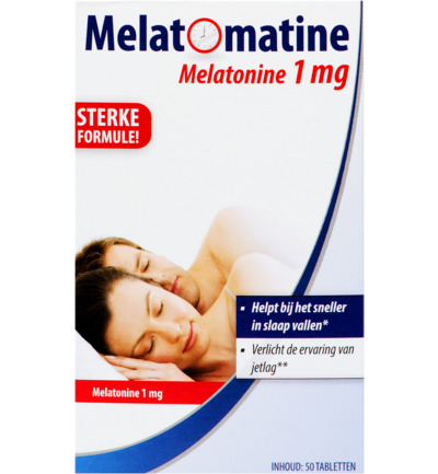 Melatonine 1 mg