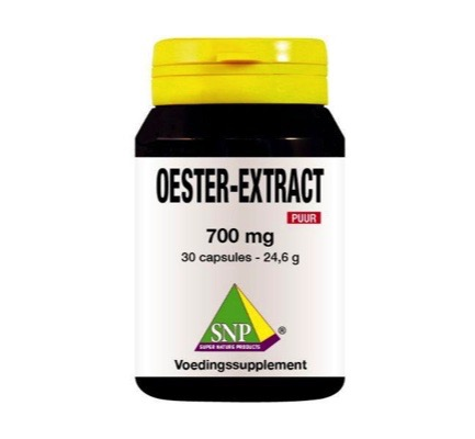 Oester extract 700 mg puur