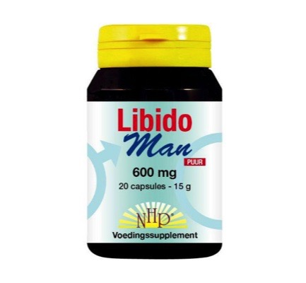 Libido man 600 mg puur