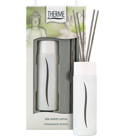 Fragrance sticks zen white lotus