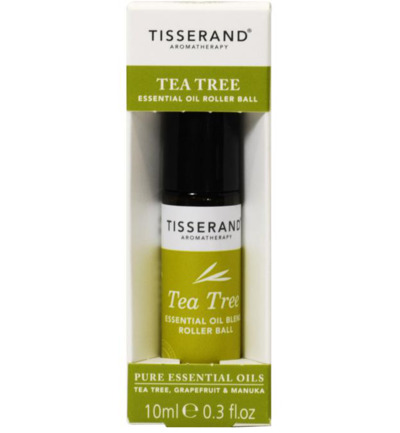 Roller ball tea tree etherische olie in jojoba