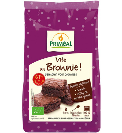 Brownies mix