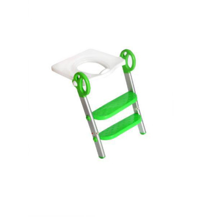 Toily 2 in 1 wit / groen