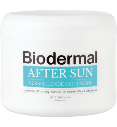 Biodermal After Sun Gel-Creme 200ml