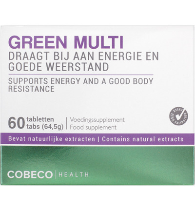 Green multi vitamin