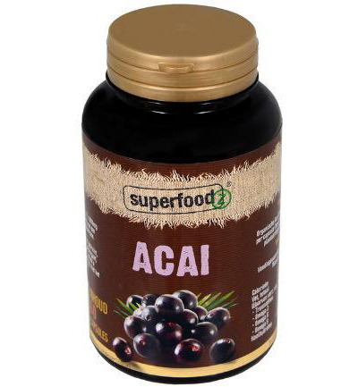 Acai berry extract 500mg
