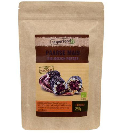 Purple corn extract organic
