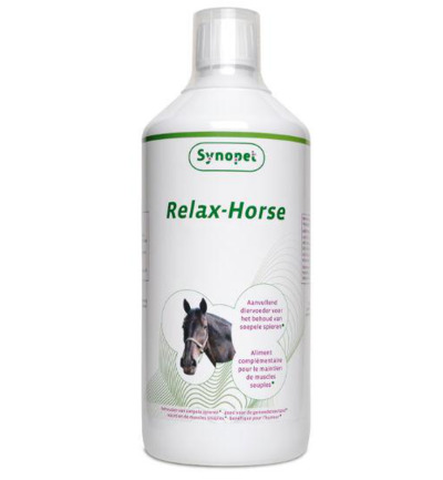 Relax-horse