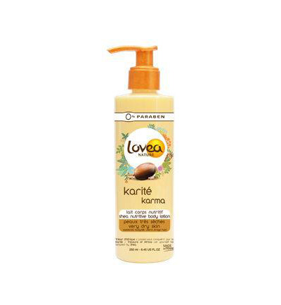 Karite karma body lotion