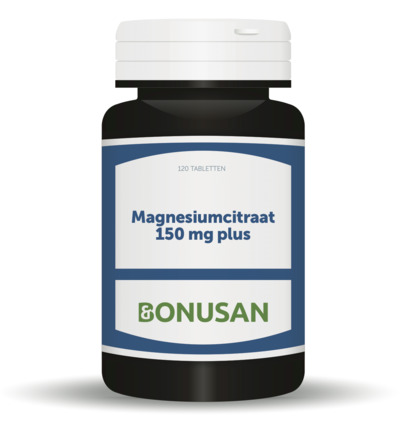 Magnesiumcitraat 150 mg plus